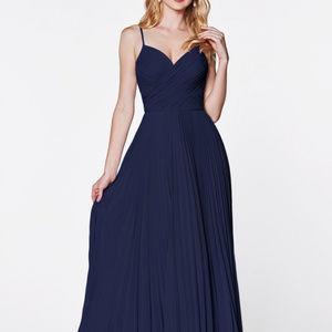 Lace Long A-line Evening Dress CD7471